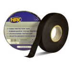 HPX Automotive Textiel Tape zwart 19mm TP1925